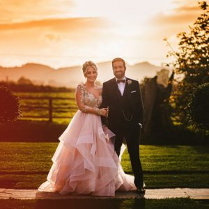 Blackwell Grange wedding venue florists