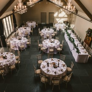 Modern barn wedding venue Blackwell Grange