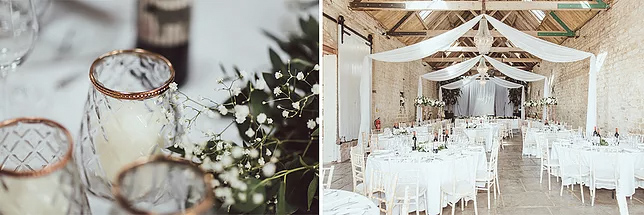 Longbourn Barn wedding Passion for Flowers florist 40