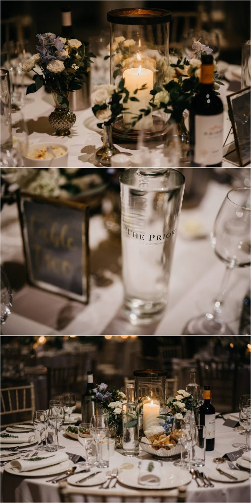 Brass frame wedding table numbers The Wedding of my Dreams