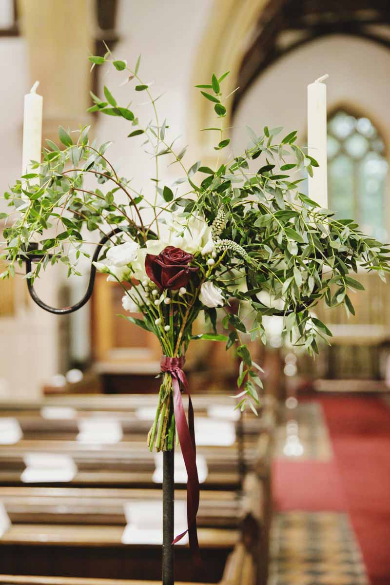 Church Wedding Flowers Passion For Flowers