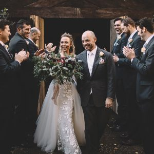Wild foliage winter wedding bouquets Passion for Flowers