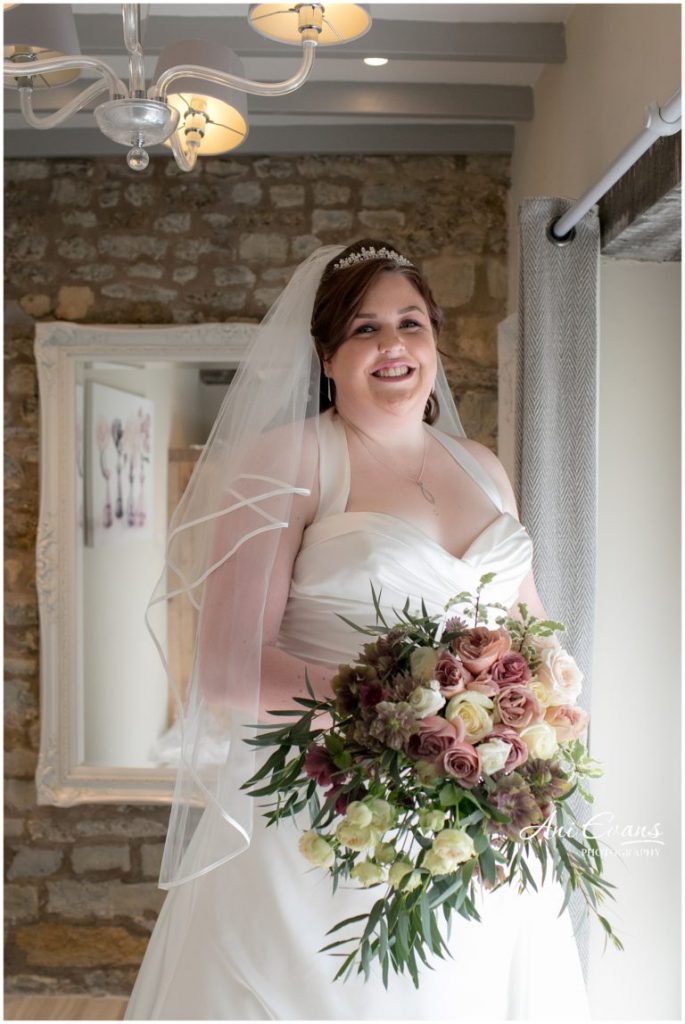 Blackwell Grange wedding florist