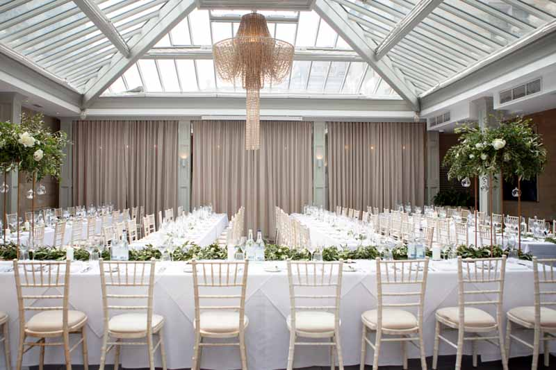 Hampton Manor wedding venue elegant