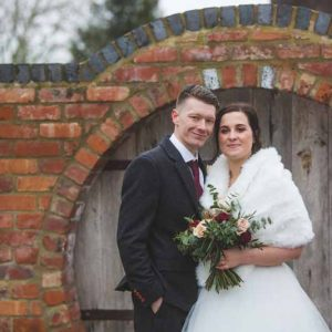Winter wedding bouquets Passion for Flowers Blackwell Grange