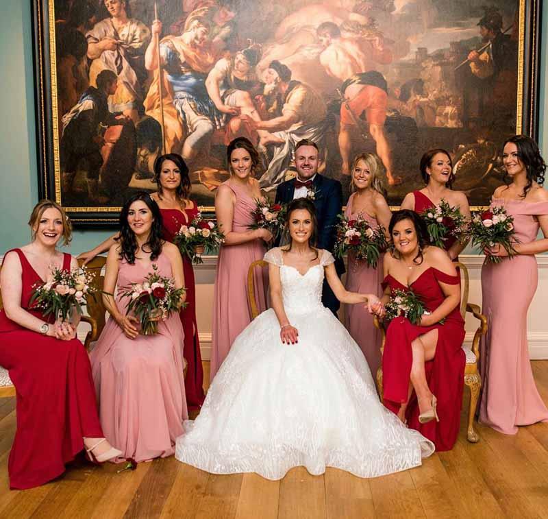 Compton Verney Wedding Florist