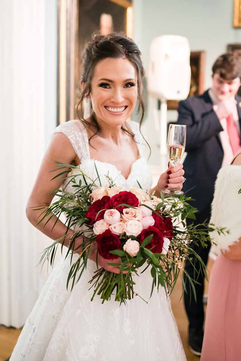 Compton Verney Wedding Florist 2