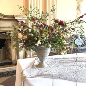 Ragley Hall wedding florist Passion for Flowers