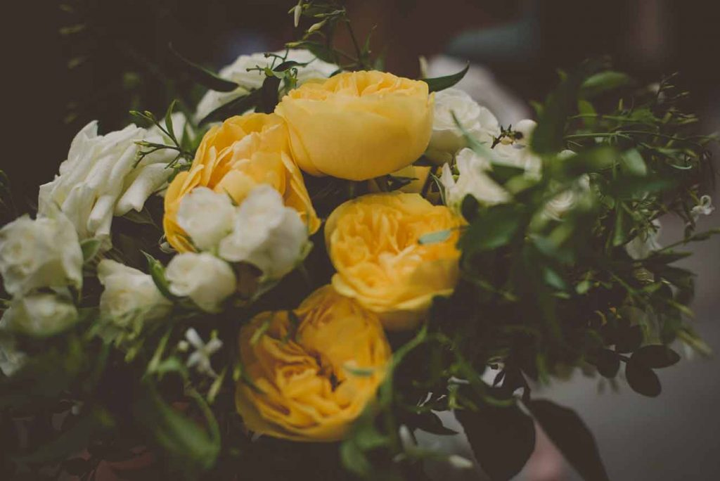 yellow wedding flowers passion for flowers